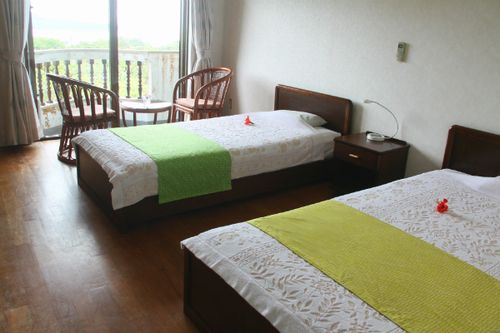 villa HIRUGI <西表島>/客室