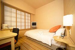 【新幹線付プラン】パールホテル八重洲(びゅうトラベルサービス提供)/客室