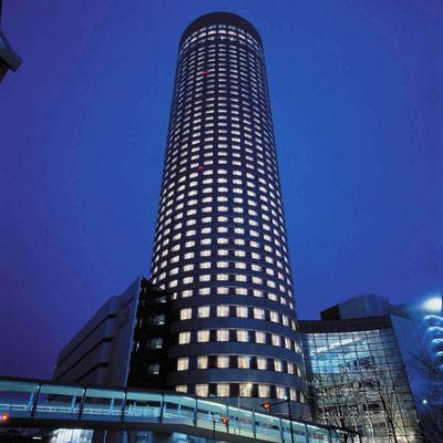 【新幹線付プラン】新横浜プリンスホテル(びゅうトラベルサービス提供)/外観