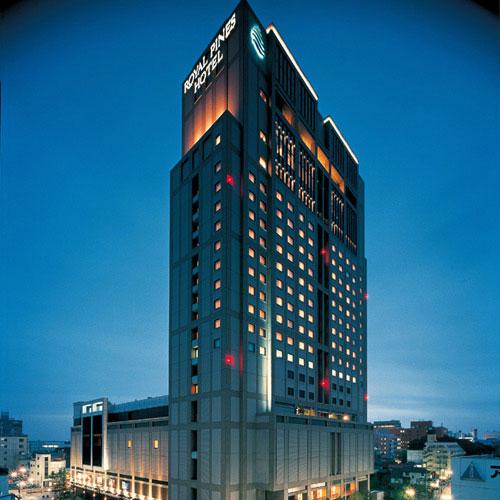 【新幹線付プラン】浦和ロイヤルパインズホテル(びゅうトラベルサービス提供)/外観