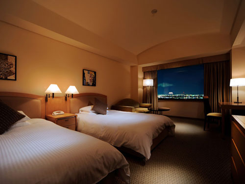 【新幹線付プラン】浦和ロイヤルパインズホテル(びゅうトラベルサービス提供)/客室