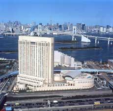 【新幹線付プラン】グランドニッコー東京 台場(びゅうトラベルサービス提供)/外観
