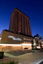 【新幹線付プラン】ホテルグランドパレス(びゅうトラベルサービス提供)/外観