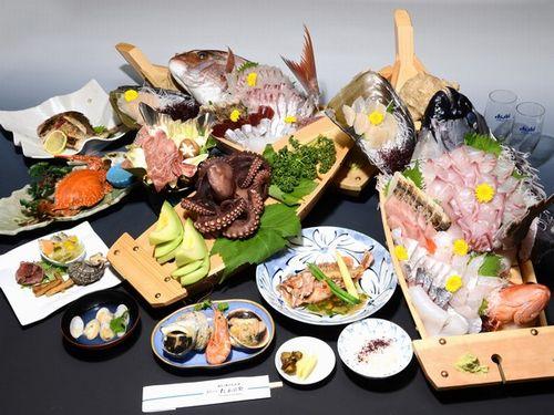伊良湖岬地魚の宿 たかのや/客室