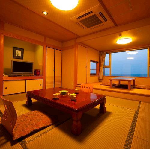 【特急列車付プラン】別府温泉 海薫る宿 ホテルニュー松実(JR九州旅行提供)/客室