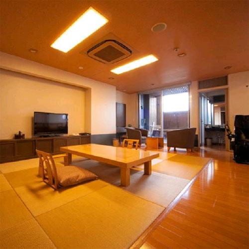 【特急列車付プラン】別府温泉 ゆわいの宿 竹乃井(JR九州旅行提供)/客室
