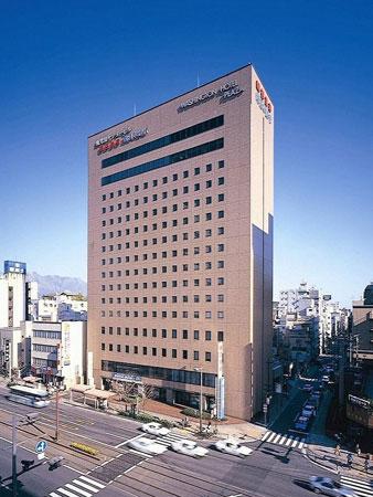 【新幹線付プラン】鹿児島ワシントンホテルプラザ(JR九州旅行提供)/外観