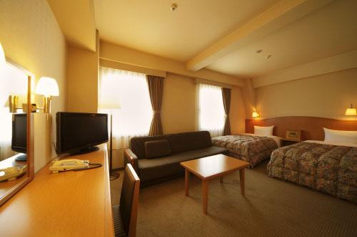 【JR列車付プラン】博多グリーンホテル2号館(JR九州旅行提供)/客室