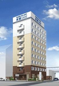 東横イン品川旗の台駅南口/外観