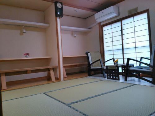 内宮さんの小さな隠れ宿 宿屋五十鈴/客室