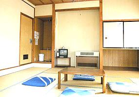 ロッヂ池田屋 /客室
