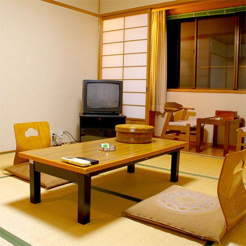 ウッディハウス加茂/客室