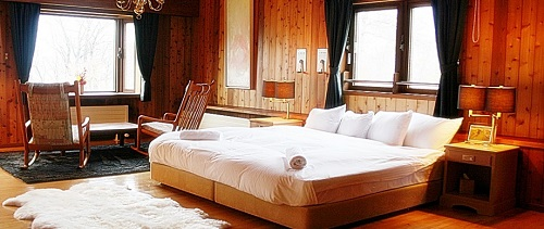 LAKEHOUSE AT TOYAKO(レイクハウス洞爺湖)/客室