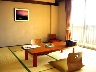 鳥海国定公園 湯の台温泉 鳥海山荘/客室