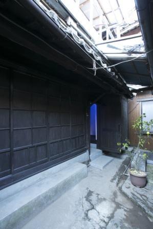 浜脇の長屋/外観