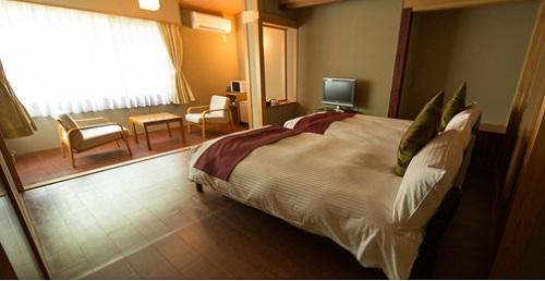 カーロ フォレスタ 北軽井沢 RIO/客室