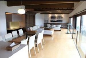 潮騒のコテージ銀の海/客室