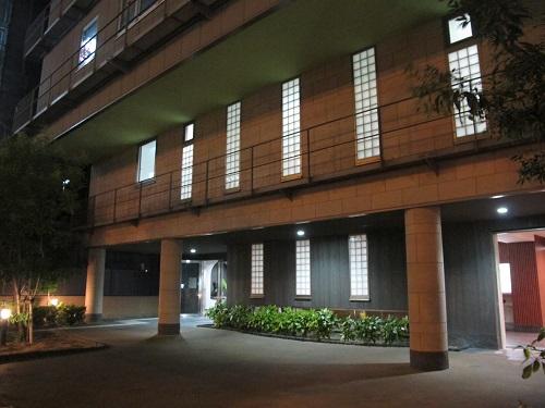 ホテル新今宮/外観