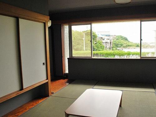 三浦 海の学校/客室