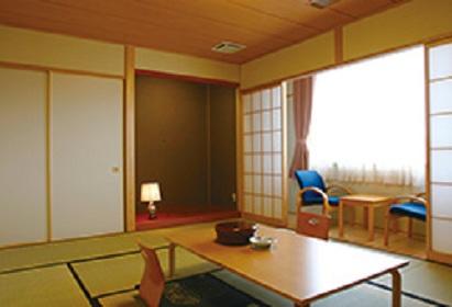 下関市営宿舎サングリーン菊川/客室