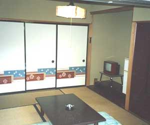 ロッジ浜岡/客室