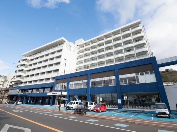 浜観ホテル/外観