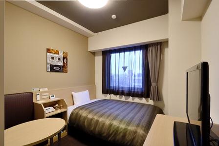 ホテルルートイン奥州/客室