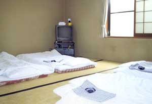 ビジネスホテル壱番館/客室