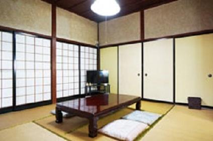 ゲストハウス ミネルヴァ七尾/客室