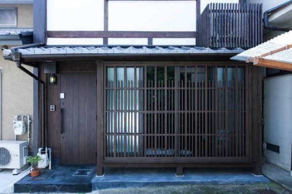 大徳寺北側清寂の家/外観