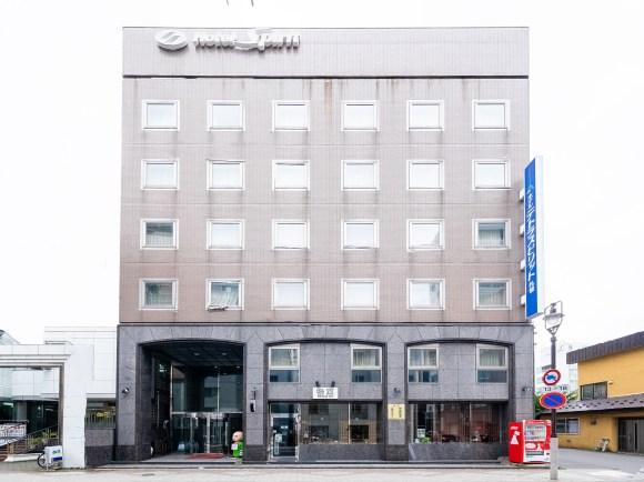 ホテルテトラ スピリット札幌/外観