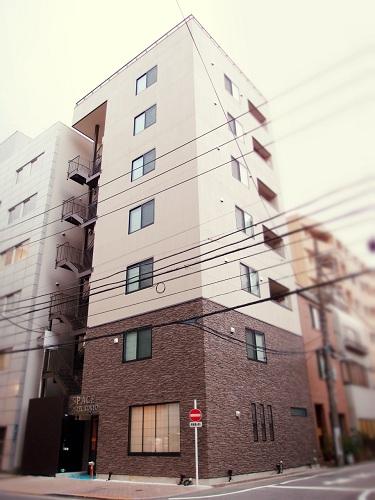 SPACE HOSTEL TOKYO/外観