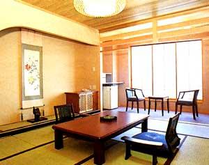 龍飛崎温泉 ホテル竜飛/客室