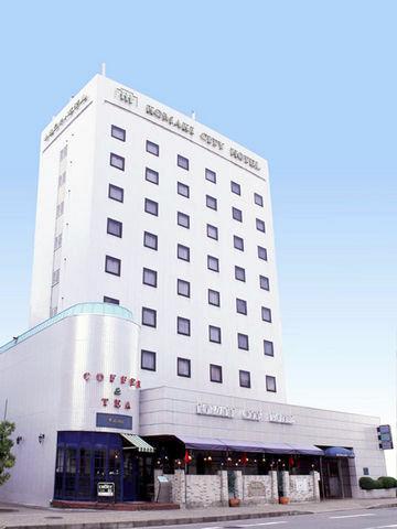 小牧シティホテル/外観