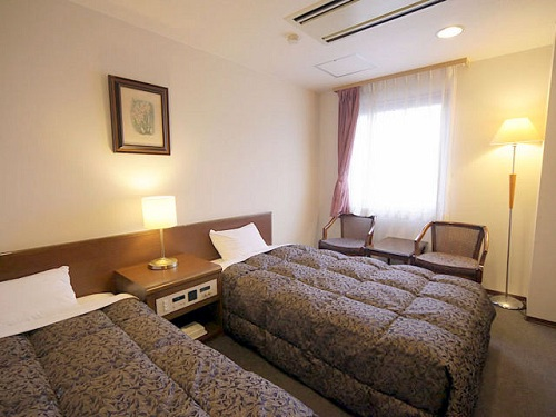 小牧シティホテル/客室
