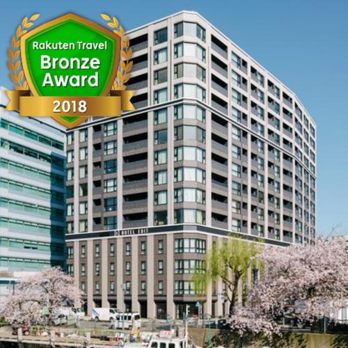 ホテル エディット 横濱/外観