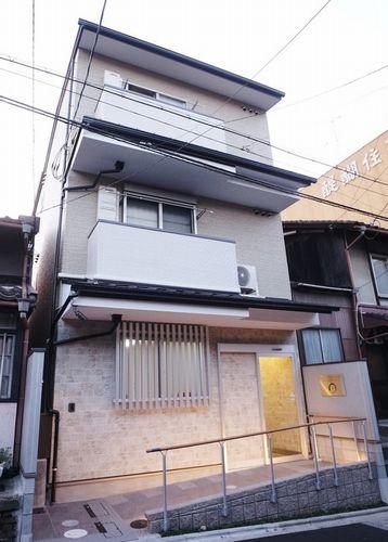 ゲストハウス古都や KYOTO STATION/外観