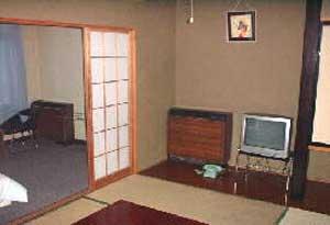 藪塚温泉 西山館/客室
