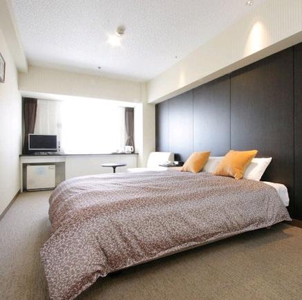 【新幹線付プラン】ホテルプラザオーサカ(びゅうトラベルサービス提供)/客室