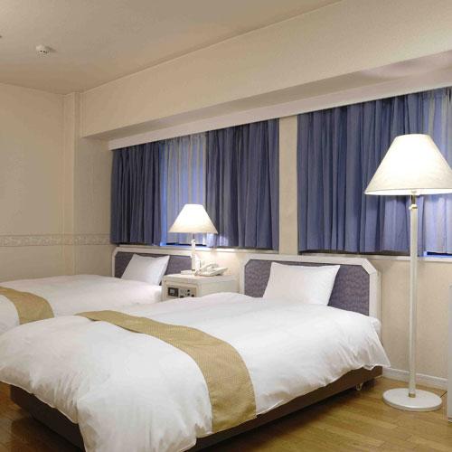 【新幹線付プラン】ニューオーサカホテル(びゅうトラベルサービス提供)/客室