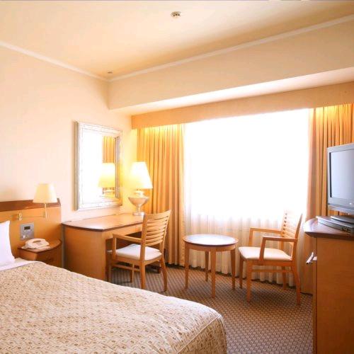 【新幹線付プラン】ホテル阪神(びゅうトラベルサービス提供)/客室