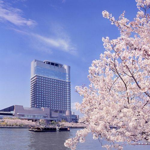 【新幹線付プラン】帝国ホテル大阪(びゅうトラベルサービス提供)/外観