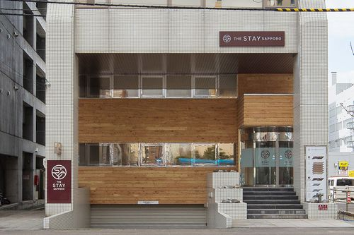 THE STAY SAPPORO/外観