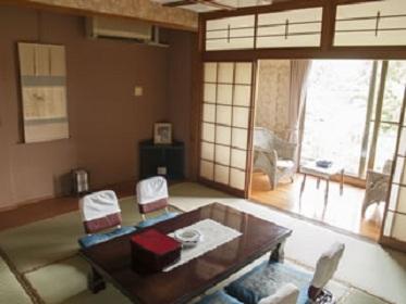 旅館石山観音池/客室