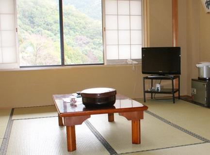 鶴の湯温泉/客室
