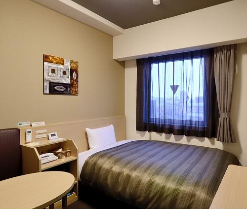 ホテル ルートイン安中/客室