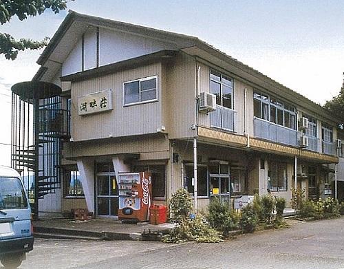 湖畔荘 <新潟県>/外観