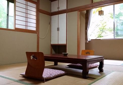 沢乙温泉 うちみ旅館/客室