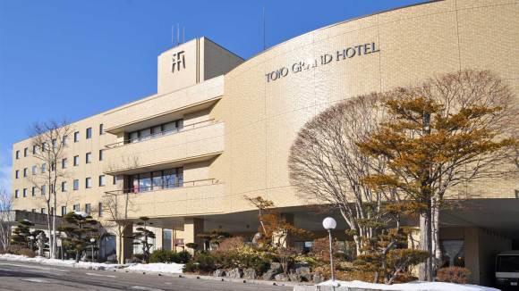 中標津温泉 トーヨーグランドホテル/外観