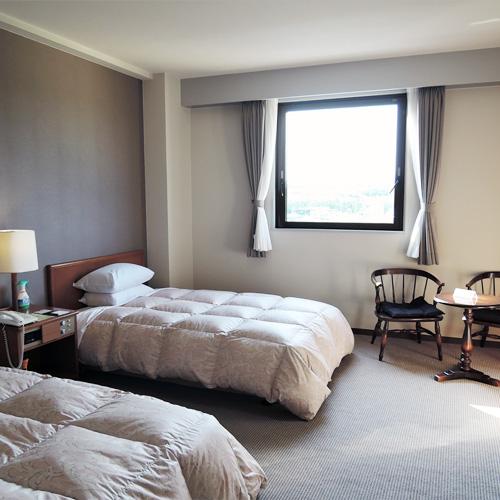 中標津温泉 トーヨーグランドホテル/客室